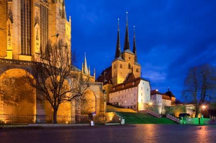 Studieren in Erfurt