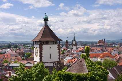 Studieren in Freiburg