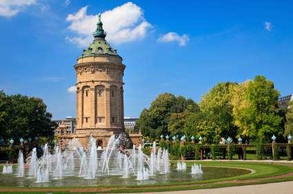 Studieren in Mannheim