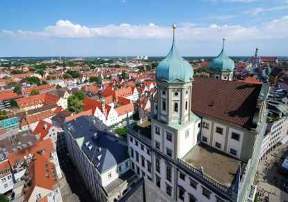 Studieren Augsburg