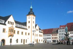 Freiberg_Obermarkt_Rathaus
